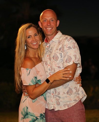 Josh S. Clark and Chelsey Clark